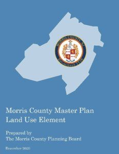 Morris County Master Plan Land Use Element