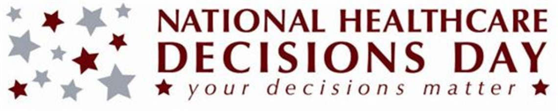 National Healthcare Decisions Day